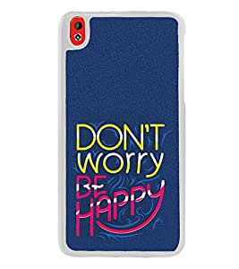 Life Quote 2D Hard Polycarbonate Designer Back Case Cover for HTC Desire 816 :: HTC Desire 816 Dual Sim :: HTC Desire 816G Dual Sim