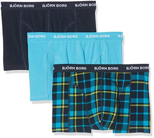 bjorn-borg-herren-boxershorts-short-shorts-bb-contrast-check-3-p-blue-total-eclipse-m