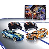 Mattel Hot Wheels FBL83 AI Intelligent Race System Includes 2 Vehicles 2 Remote Controls