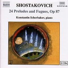 24 Preludes and Fugues, Op. 87: Fugue No. 17 in A flat major: Allegretto