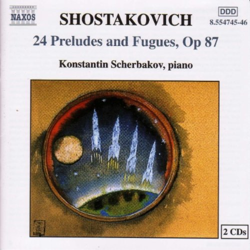 24 Preludes and Fugues, Op. 87: Prelude No. 17 in A flat major: Allegretto