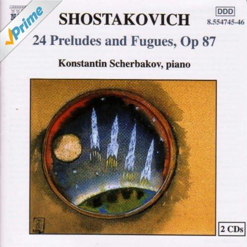 24 Preludes and Fugues, Op. 87: Fugue No. 13 in F sharp major: Adagio