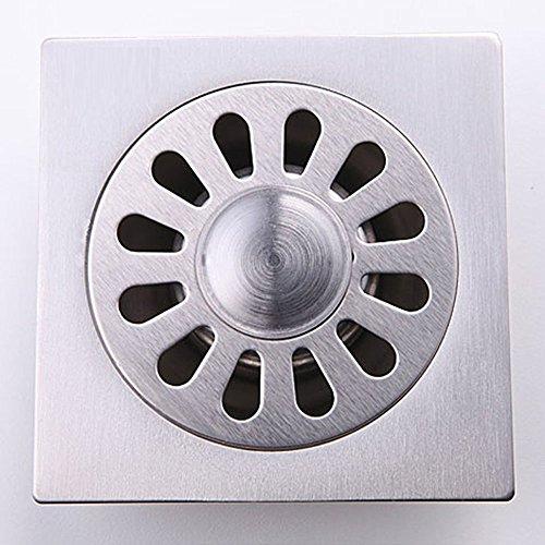 Edelstahl Waschmaschine Drain-T dünnen mechanischen selbsternannten gewidmet spezifischen Gewicht Drain verschieben