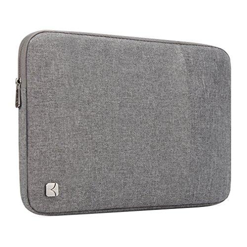 CAISON 12 Zoll Tasche Wasserdicht Laptop Hülle Notebooktasche Speziell für Apple 12 Zoll MacBook