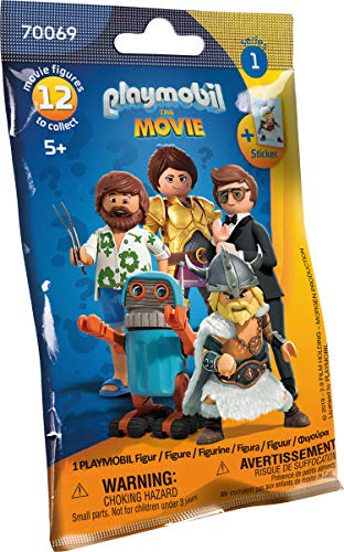 PLAYMOBIL: THE MOVIE Figuras sorpresa Serie