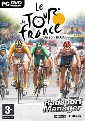 Tour de France 2008 - Der offizielle Radsport-Manager