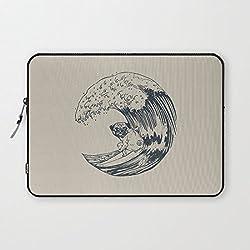 Funda blanda para portátil Protectora para MacBook Pro/portátiles/Notebook con carlino