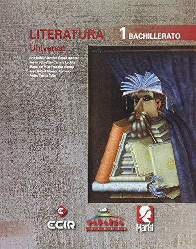 LITERATURA UNIVERSAL 1 BACH. - 9788480253901
