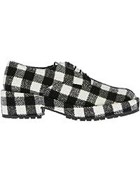 Castaner - Zapatos de cordones para mujer negro negro