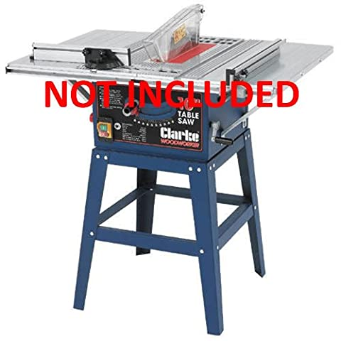 Clarke CLK3 Leg Stand for CTS10D Table Saw