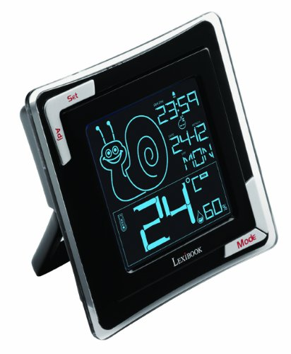 LEXIBOOK- Termómetro Digital de Mesa