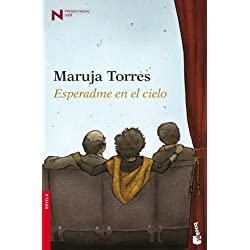 Esperadme en el cielo (Booket Logista) Premio Nadal 2009