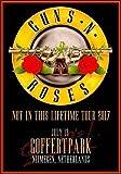 Guns n Roses Goffertpark Nijmegen - Juli 12 2017 Foto