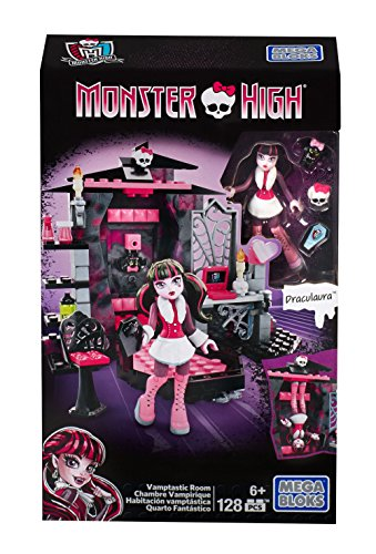 F80 Monster High Vamptastisches Zimmer (Süße Vampir-outfits)