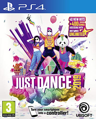 Just Dance 2019 (PS4) [Playstation 4]