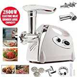 Best Electric Meat Grinders - Lennov2800W Electric Meat Grinder and Duty Household Sausage Review