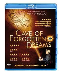 Cave Of Forgotten Dreams (Blu-ray 2D + 3D Blu-ray) [Region Free] [2010]