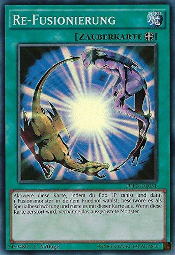 Re-Fusionierung - FUEN-DE051 - Yu-Gi-Oh - deutsch - 1. Auflage - NIFAERA Spielwaren