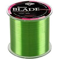 SeaKnight Blade Nylon Linea de Pesca 500 m / 547yds Japan Material Monofilamento Carpa Linea de Pesca sedal 2-35LB