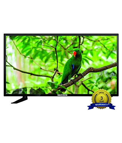 Nacson NS2616 61 cm (24) HD Ready (FHR) LED Television with 1+2 Year Extended Warranty