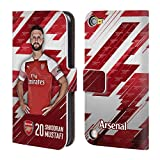 Die besten Ipod 5 Hüllen 1 Stück - Head Case Designs Offizielle Arsenal FC Granit Xhaka Bewertungen