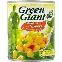 Green Giant Maíz Dulce Con Pimientos (198g) (Paquete de 6)