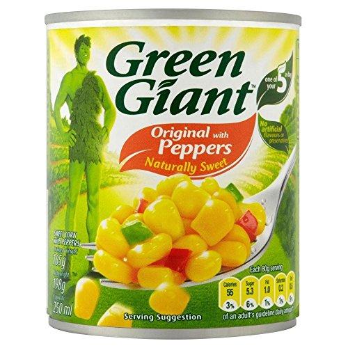 Green Giant Maïs doux aux poivrons (198g) - Paquet de 2