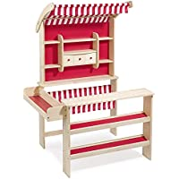 Howa Wooden Toy Shop with Awning 47463 by