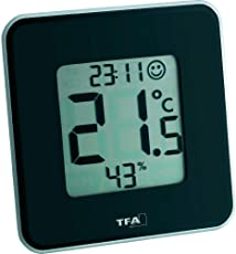 "TFA Dostmann 30.5021""Style"" digitales Thermo-Hygrometer"