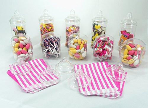 Paquete de fiesta Sweet Shop de Britten & James®. 10 frascos de...