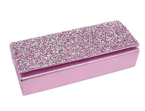 Multi-mo, Borsetta da polso donna rosa Pink Pink