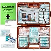 Verbandskoffer/Verbandskasten (G) - Erste Hilfe nach Din 13169 für Betriebe -DSGVO- preisvergleich bei billige-tabletten.eu