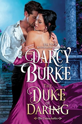 The Duke of Daring (The Untouchables Book 2) (English Edition)