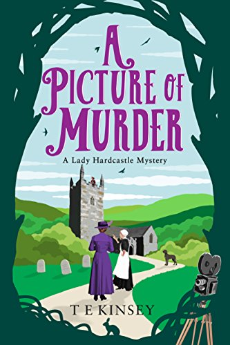 A Picture of Murder (A Lady Hardcastle Mystery) por T E Kinsey