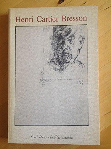 Cahiers de la photographie : Henri Cartier-Bresson