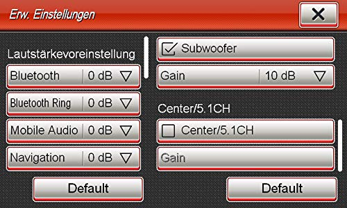 ESX-Naviceiver-VN720VW-Radio-Navigation-DAB-fr-VW-Golf-Plus-2005-2014