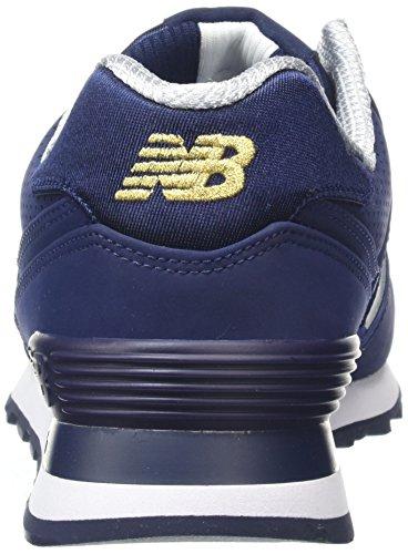 New Balance Herren 574 Sneaker Mehrfarbig (Tempest)