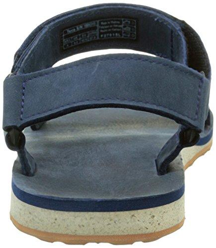 Teva Original Univ. Premium LTR M's Herren Sport- & Outdoor Sandalen Blau - Blau (Marineblau)