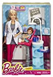 Barbie Dentist Doll and Playset, Multi C...