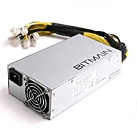 Bitcoin Miners Antminer S9L3D3STROMVERSORGUNG APW3+ + alimentatore del Magazzino spedizione rapida 1200W @ 110V 1600W @ 220V