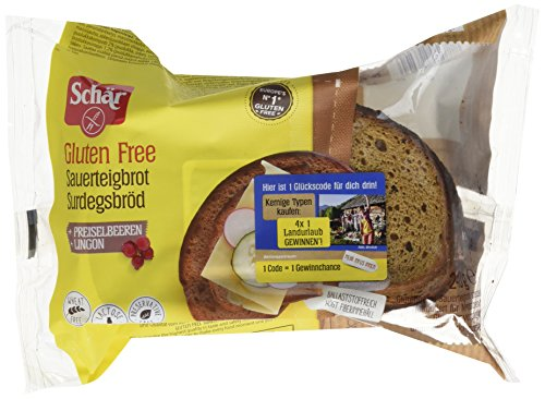 Schär Sauerteigbrot glutenfrei, 240 g