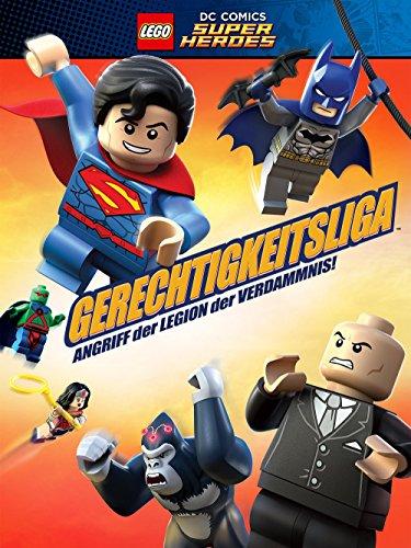 LEGO DC Super Heroes - Gerechtigkeitsliga: Angriff der Legion der Verdammnis [dt./OV]