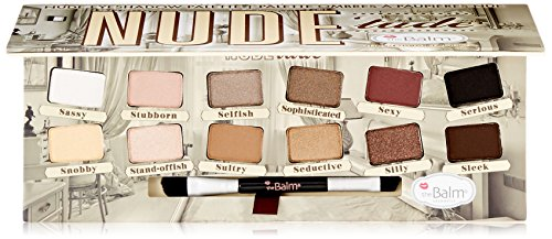The Balm Nude'Tude Nude Lidschatten Palette -USA-