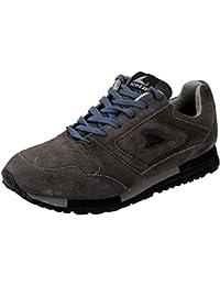 BATA Men's Grey Sports Shoes
