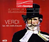 Verdi : Ses 100 chefs d'oeuvre (Coffret 6 CD)