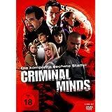 Criminal Minds - Die komplette sechste Staffel
