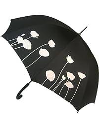 Poppy paraguas de color cambio de palillo