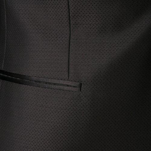 ZEGNA Z-Abito in lana 824861 Black
