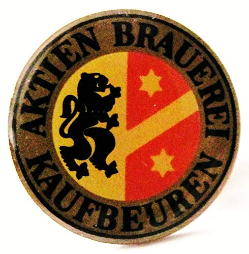 Aktien Brauerei Kaufbeuren - Pin