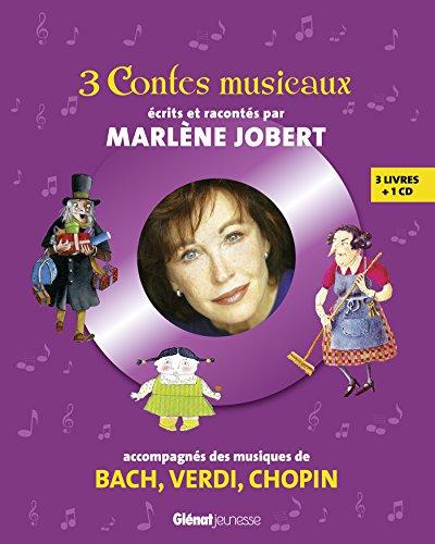 Contes musicaux : Coffret en 3 volumes : Une nuit bizarre, bizarre, Les trois gnies de Nol, Maman a engag une sorcire